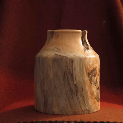 Vasi legno Gabriele Marziano